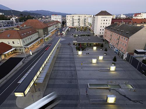Werknutzungsbewilligung fuer das Architekturbuero Gasparin & Meier A - 9500 Villach