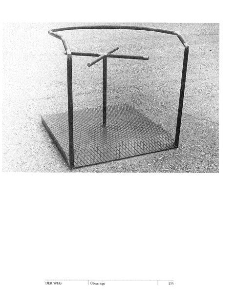 Werner Hofmeister, Überstiege, Biennale Intart. Bildnachweis: Werner Hofmeister