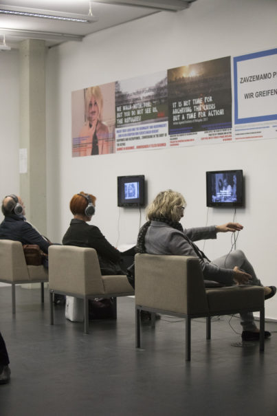 flux23, Kulturwochenende Ins Freie, Foto: Gerhard Maurer, 2017