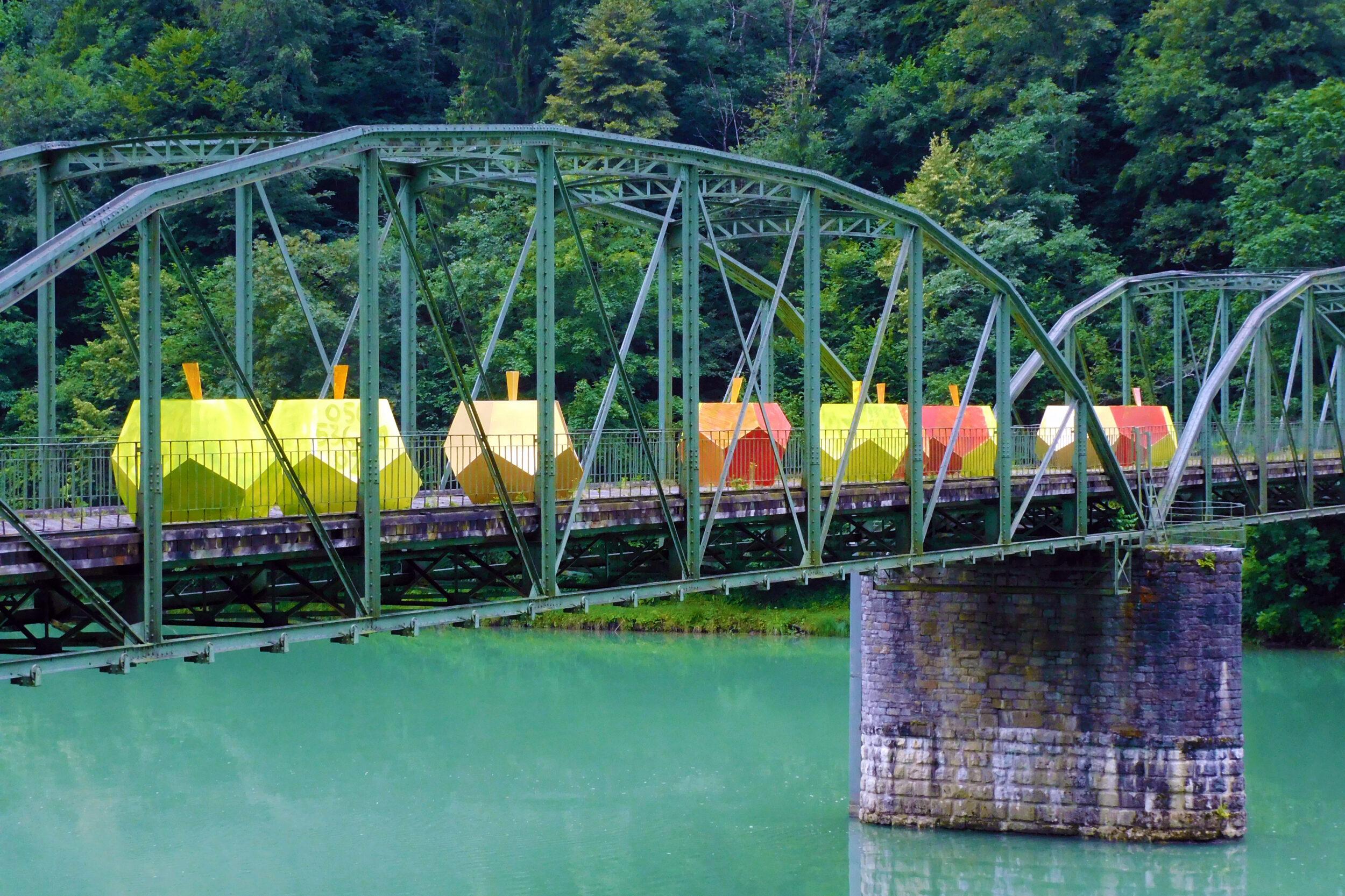 Samyi, Brücken bauen – Gradimo Mostove, 2020, Foto: Gerhard Leeb